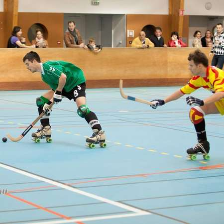 Match ROCS Rink Hockey - HCC Monthléry 30/04/2014